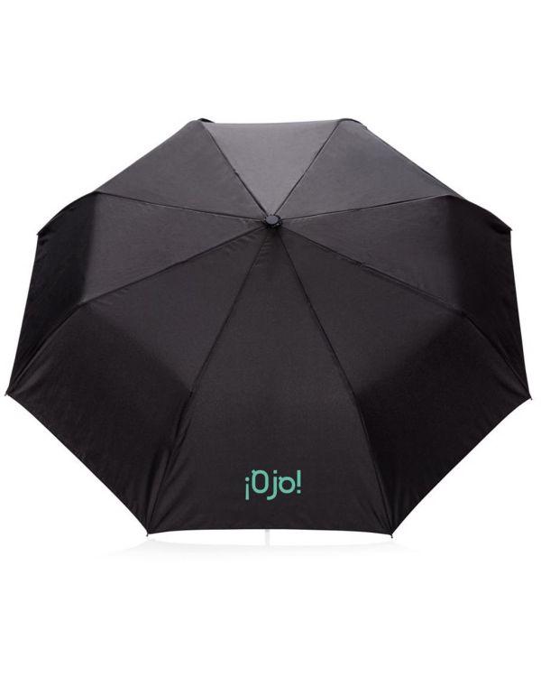 Deluxe 21 Inch Foldable Auto Open Umbrella