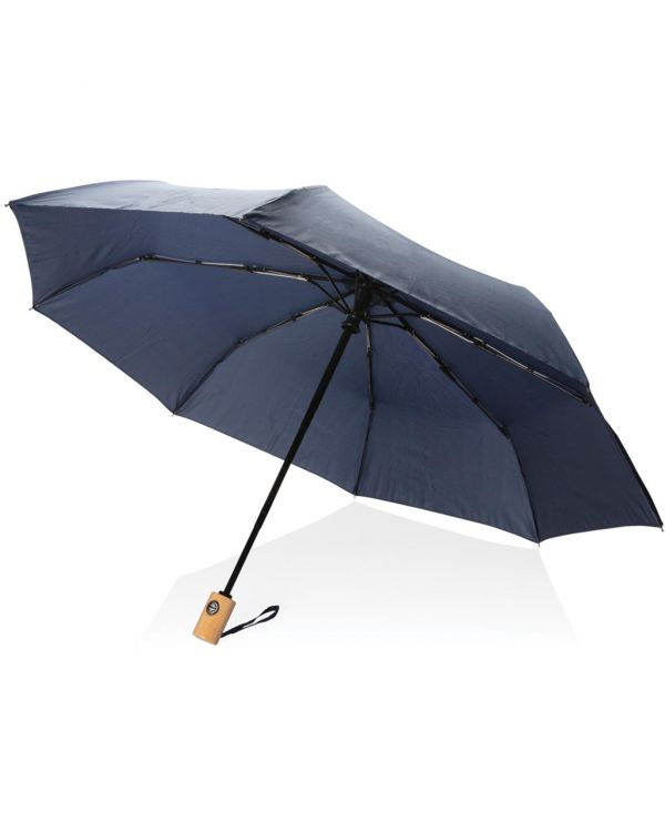 21 Inch Auto Open/Close RPET Umbrella