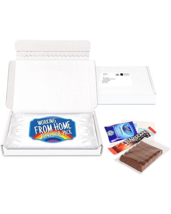 Postal Packs - Midi Postal Box - Large Refresher Pack - PAPER LABEL