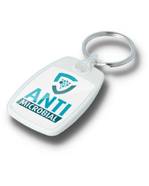 AntiMicrobial PFK Compact Keyring