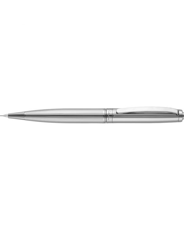 Pierre Cardin Lustrous Mechanical Pencil - Chrome