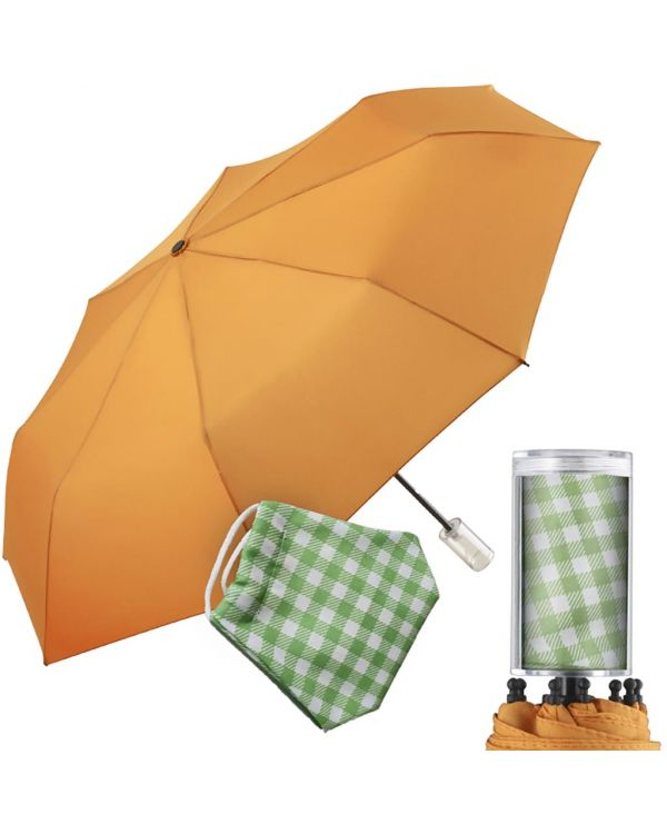 FARE Fillit Mini Umbrella and UK-Made Face Mask