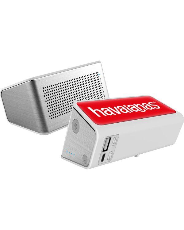 PowerWave 2-in-1 Bluetooh Speaker And Power Bank