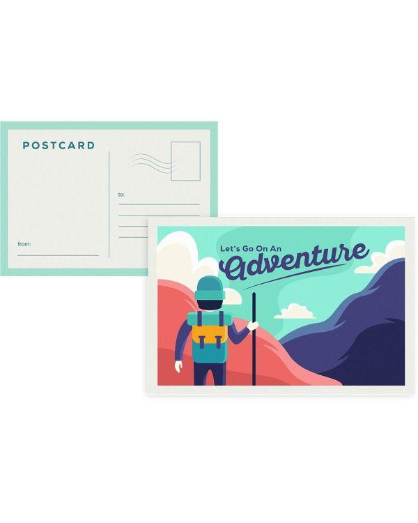 Postcards - Duplex