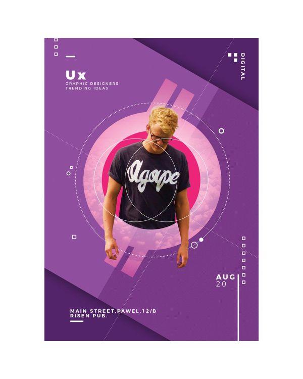 Poster - A6 - Duplex