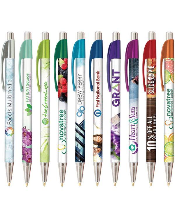 Lebeau Chrome Pen