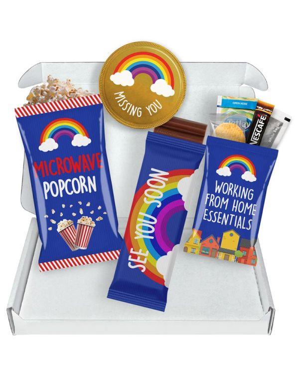 Gift Boxes - Maxi Postal Box - 4 Items Inside