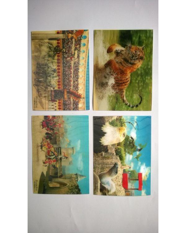 Lenticular Postcard