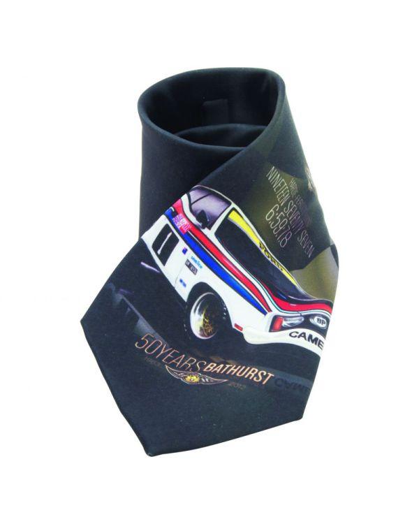 Printed Silk Tie (Full Colour)