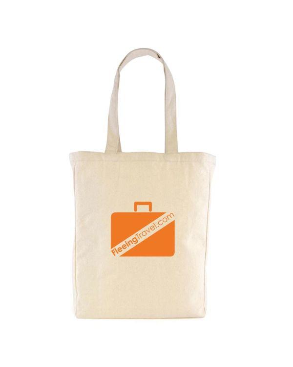Dunham Natural Shopper Bag