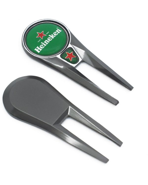 Geo Golf Divot Repair Tool With Removable Ball Marker