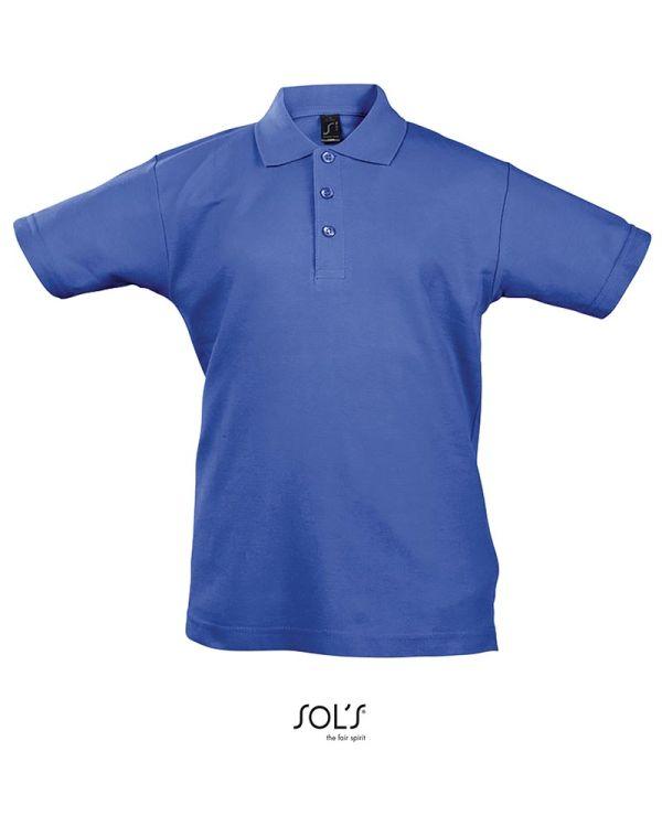 Summer II Kids Polo Shirt