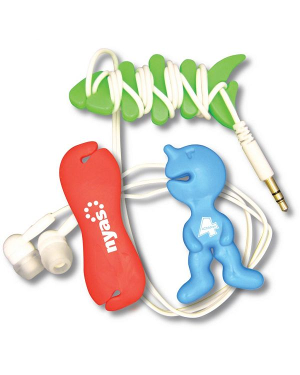 Silicone Earphone Tidies