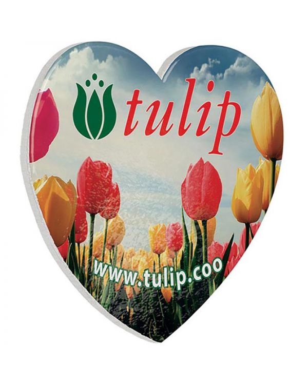 Die Cut Shaped Promotional Badge Up To 55mm x 55mm