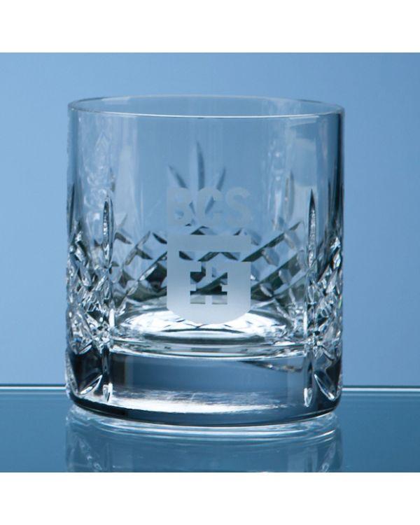 310ml Mayfair Crystalite Panel Whisky Tumbler