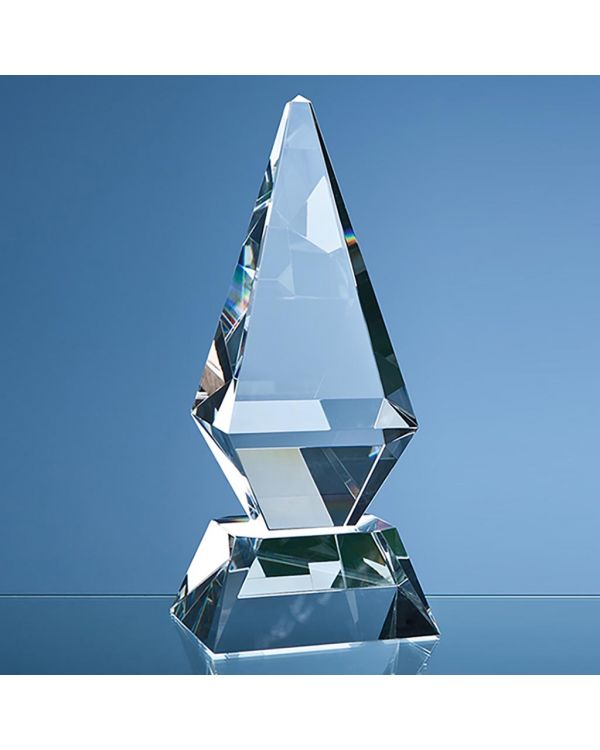 30.5cm Optical Crystal Glacier Award