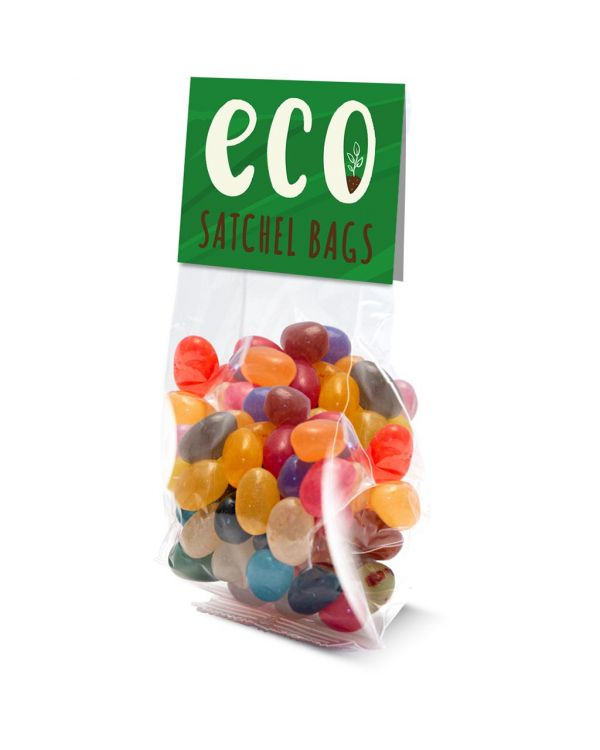 Eco Range - Satchel Bag - The Jelly Bean Factory
