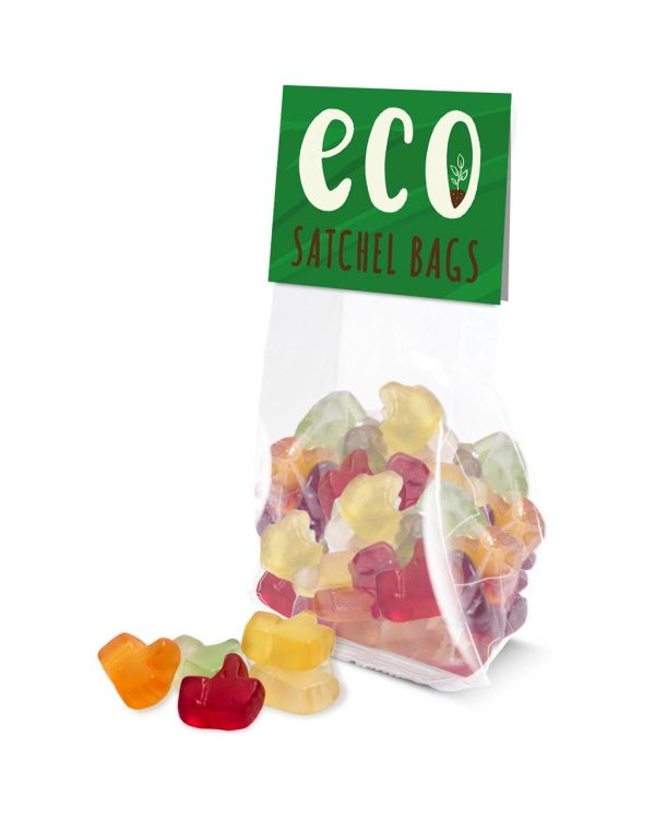 Eco Range - Satchel Bag - Kalfany Fruit Gums