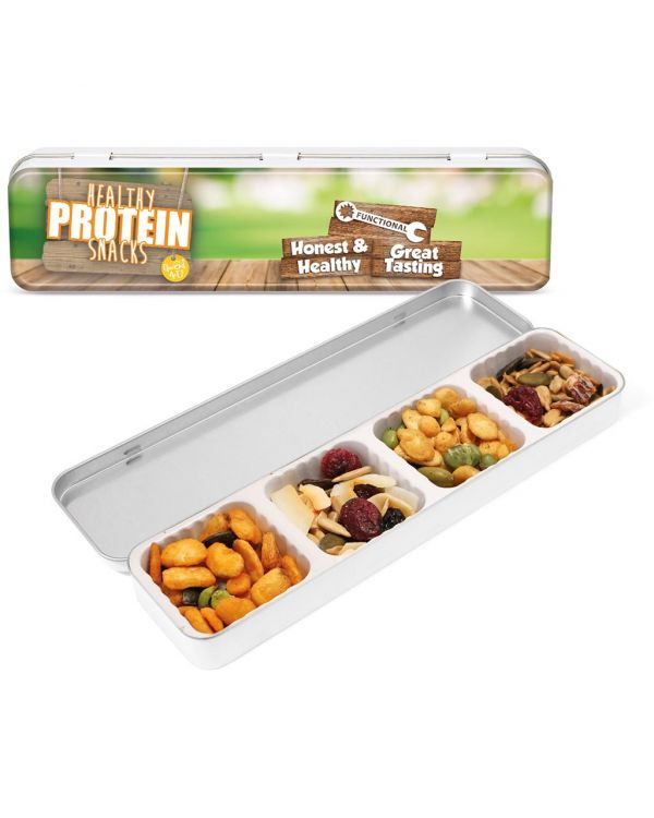 Slim Tin - Healthy Protein Snacks
