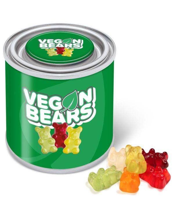 Small Paint Tin - Kalfany Vegan Bears