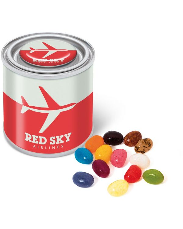 Small Paint Tin - The Jelly Bean Factory