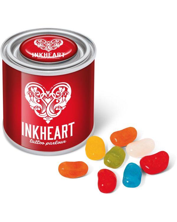 Small Paint Tin - Jolly Beans