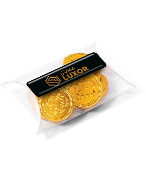 Small Pouch - Chocolate Coins