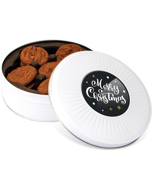 Winter Collection 2020 - Share Tin - Sunray - Belgian Chocolate Cookies