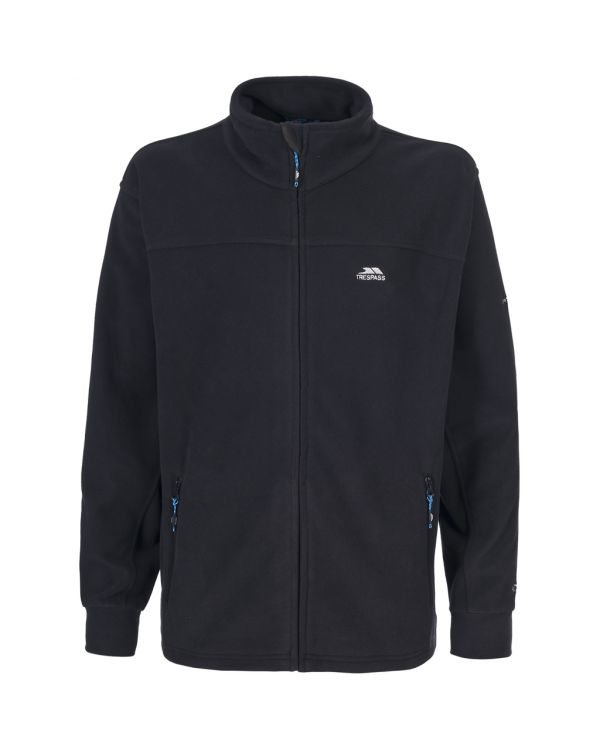 Trespass Men's Bernal Full Zip Fleece Jacket