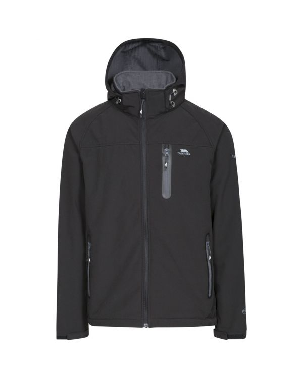 Trespass Men's Gear Soft Shell Jacket