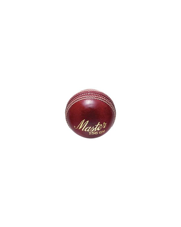 Leather Covered Cricket Ball