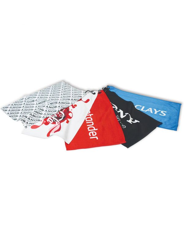 Hydra Lite Printed Golf Towel