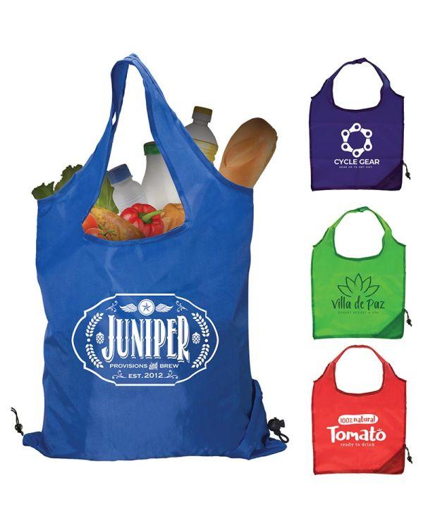 Capri - Foldaway Shopping Tote Bag