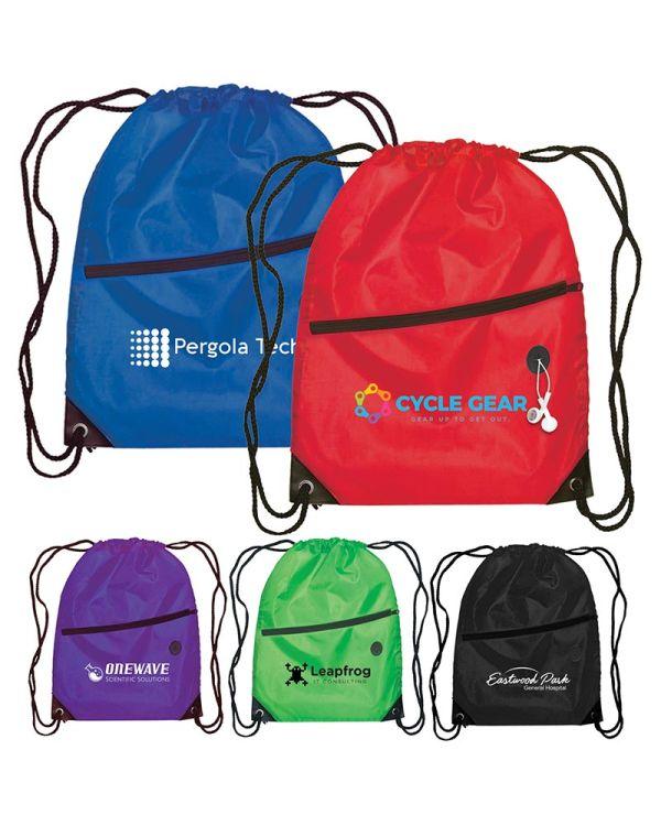 Berlin - Drawstring Backpack