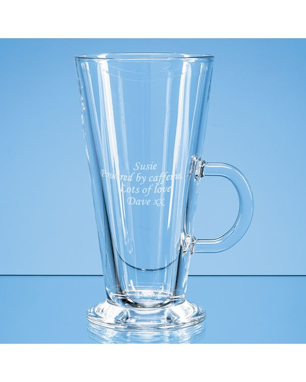 370ml Barista Latte Glass