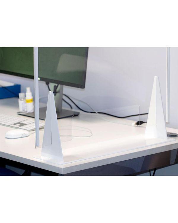 Keepsafe Protective Screen With Acrylic Base - Landscape