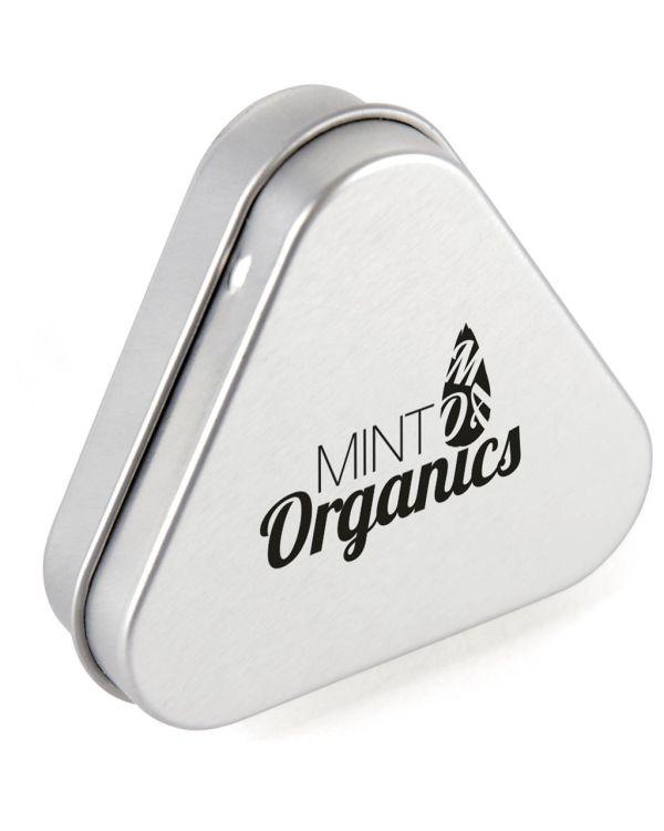 Trianglular Mint Tin
