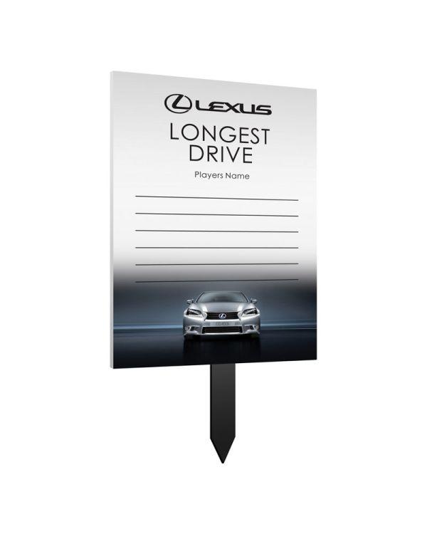 Longest Drive (A4)