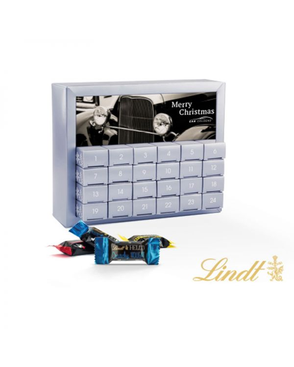 Exquisit advent calendar Lindt