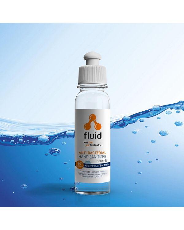 100ml Anti-Bacterial Hand Sanitiser