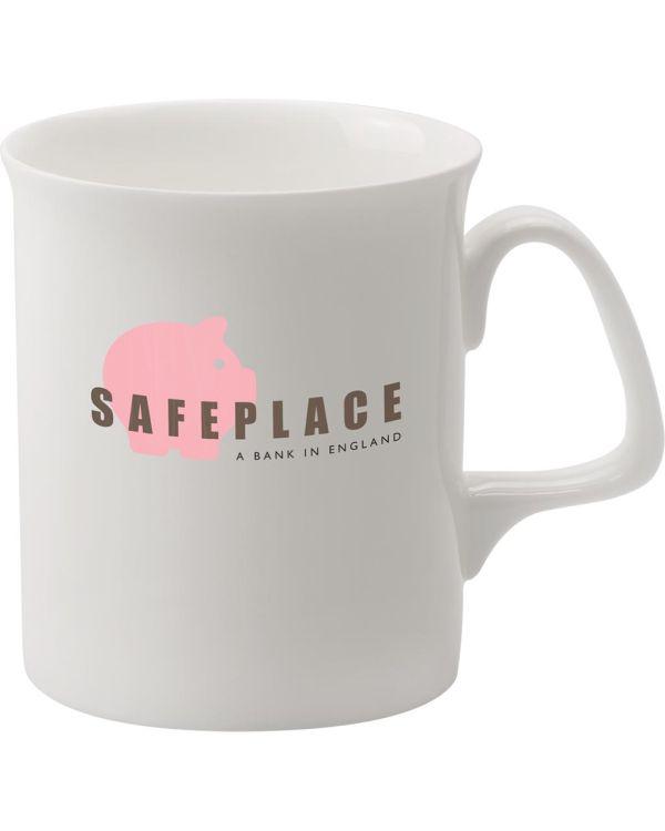 Marlborough White Mug