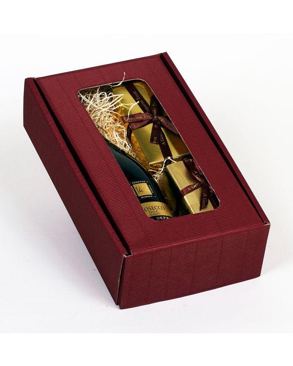 Prosecco, Chocolates & Truffles Gift Box