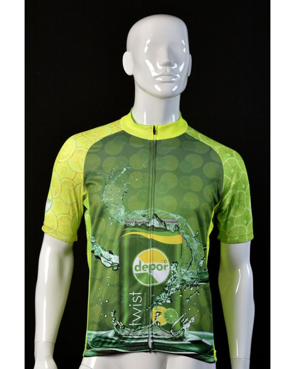 Cycle Jersey- Short Sleeved