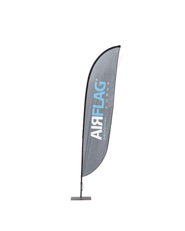 Airflag Curve 2.8m