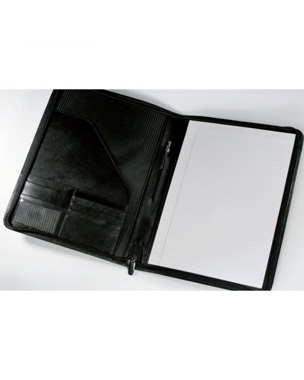 Eco-Verde A4 Zipped Conference Folder