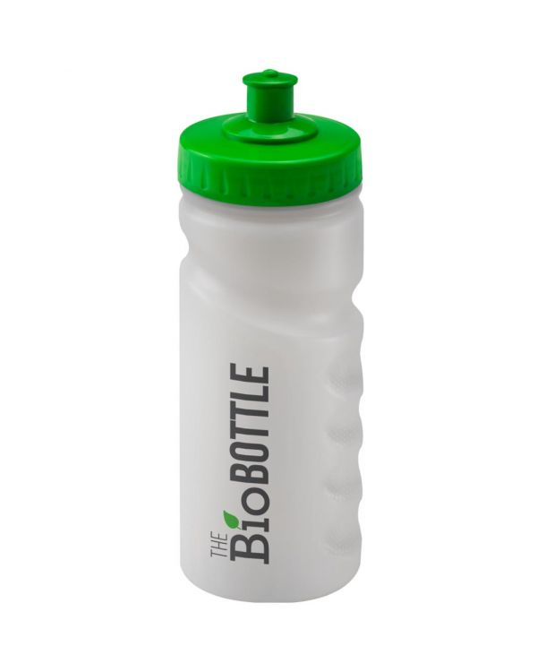 Sports Bottle 500ml - Naturally Biodegradable