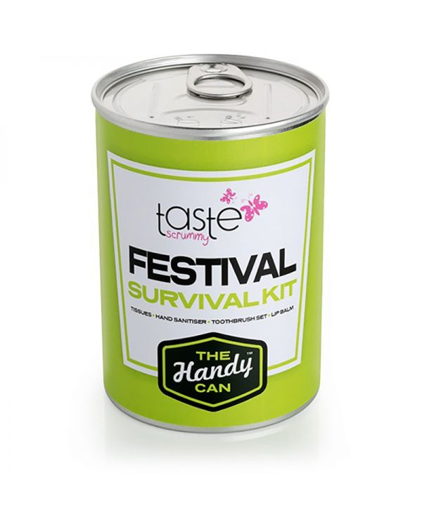 Festival Survival Handy Can Kit
