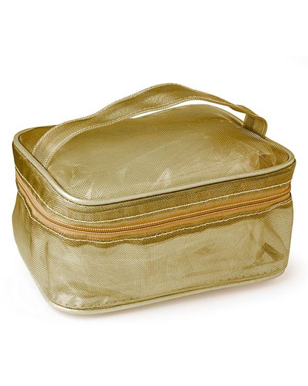 Gold Mesh Bag