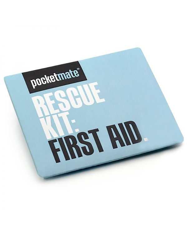 Kit First Aid In A Printed Sleeve