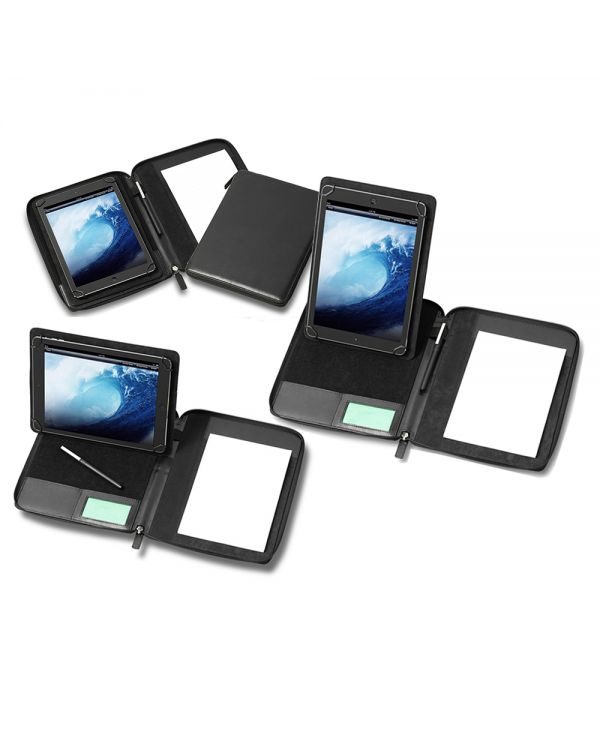 A5 Zipped Adjustable Tablet Holder & Stand